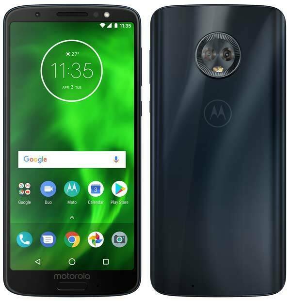 Motorola G6 Play Verizon Prepaid